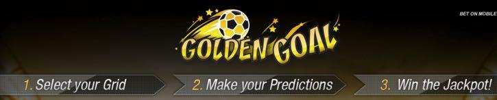 NetBet Golden Goal Offer