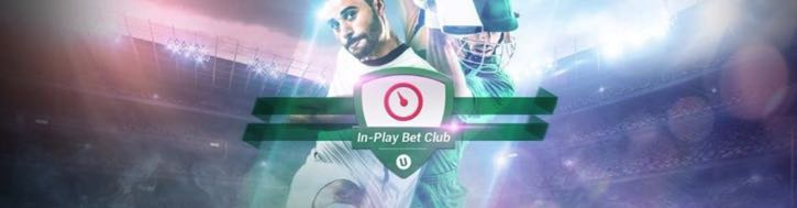 Unibet In Play Free Bet club promo banner
